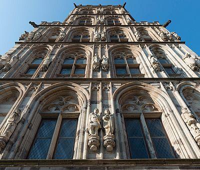 Rathausturm des Historischen Rathauses in Köln ©www.badurina.de, KölnTourismus GmbH