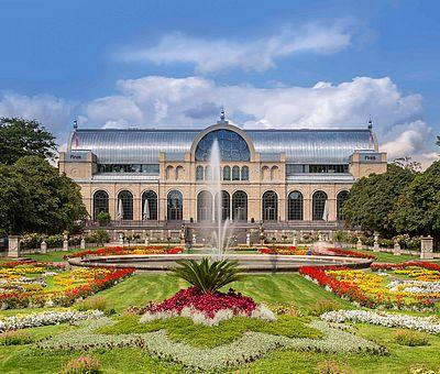 Flora Köln im Botanischen Garten. ©Jens Korte, KölnTourismus GmbH