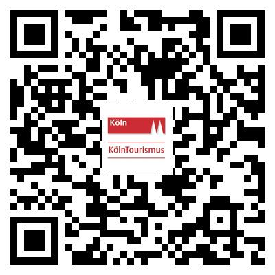 QR-Code, WeChat visit_cologne