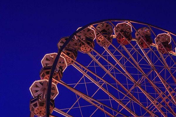 Riesenrad ©Bernd Saße auf pixabay
