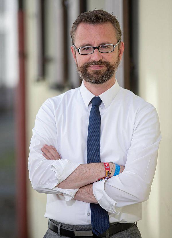 Dr. Jürgen Martin Amann ©Stefan Bösl