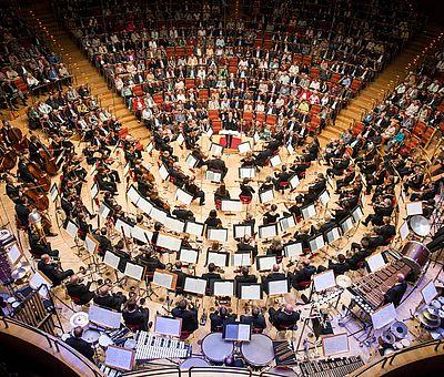 Gürzenich-Orchester Köln ©Holger Talinski
