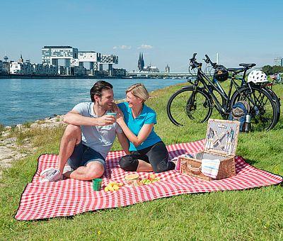 Picknick auf den Pollerwiesen ©www.badurina.de, KölnTourismus GmbH