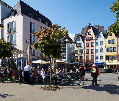 Altstadt, Fischmarkt ©KölnTourismus GmbH, Dieter Jacobi