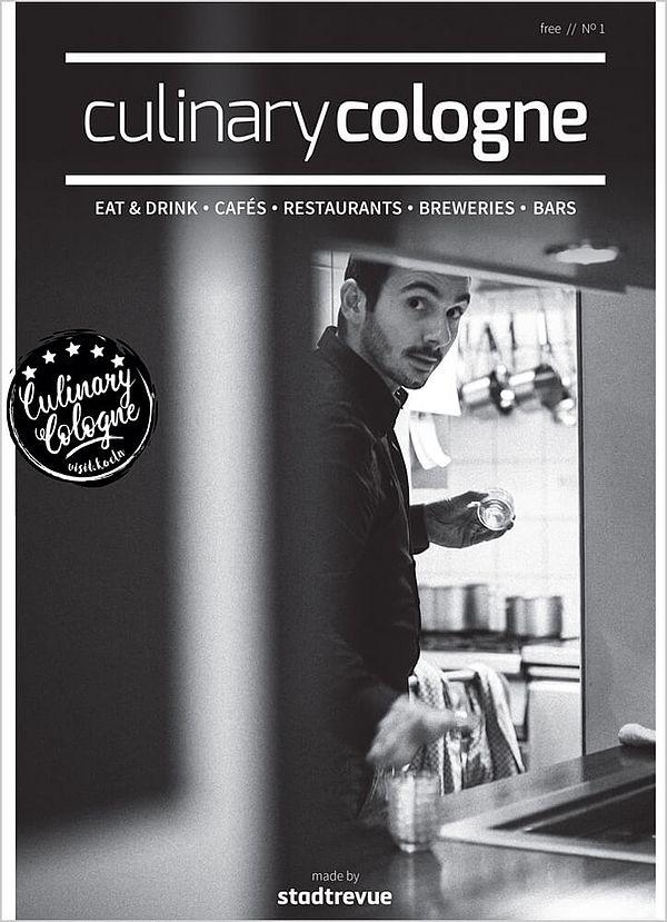 Culinarycologne Magazin (Cover)