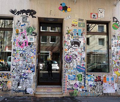 Various, Brüsseler Straße ©Jesse von Laufenberg, KölnTourismus GmbH