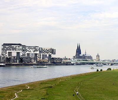 Rheinauhafen ©Jan Dimog