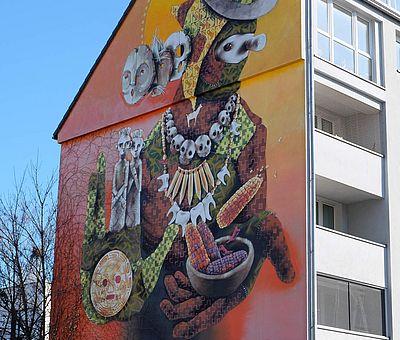 INTI, Vogelsanger Straße ©Jesse von Laufenberg, KölnTourismus GmbH